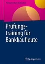 Prüfungstraining für Bankkaufleute