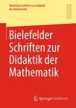 Bielefelder Schriften zur Didaktik der Mathematik