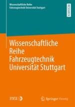 Wissenschaftliche Reihe Fahrzeugtechnik Universität Stuttgart