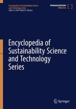 Encyclopedia of Sustainability Science and Technology Series