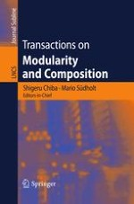 Transactions on Modularity and Composition
