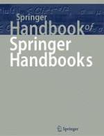 Springer Handbooks