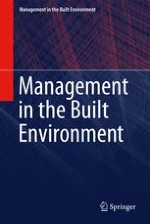 Management in the Built Environment