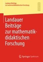Landauer Beiträge zur mathematikdidaktischen Forschung