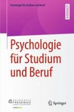 Psychologie für Studium und Beruf
