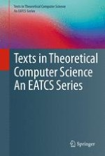 Texts in Theoretical Computer Science. An EATCS Series