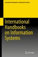 International Handbooks on Information Systems