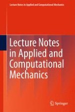 Lecture Notes in Applied and Computational Mechanics