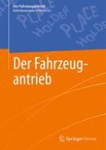 Der Fahrzeugantrieb/Powertrain