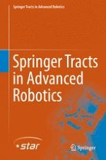Springer Tracts in Advanced Robotics