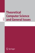 Theoretical Computer Science and General Issues