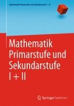 Mathematik Primarstufe und Sekundarstufe I + II