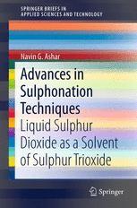 Advances in Sulphonation Techniques | springerprofessional de