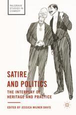 Satire And Politics Springerprofessional De