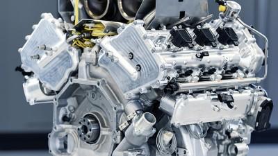 Sportwagen Aston Martin Stellt V6 Hybridmotor Für Den Valhalla Vor Springerprofessional De