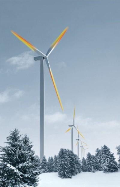 erneuerbare energien effizienzsteigerung von windkraftanlagen durch beheizte. Black Bedroom Furniture Sets. Home Design Ideas