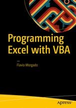 Programming Excel with VBA   springerprofessional.de