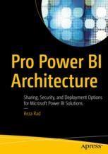 Pro Power BI Architecture | springerprofessional de