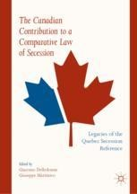 A Comparative Study with a Special Focus on Spain Claims for Secession and Federalism