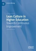 Maturity Of Lean Culture In Higher Educationresearch