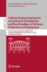 Software Engineering Aspects of Continuous Development and