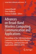Advances On Broad Band Wireless Computing Communication And