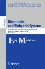 Biomimetic and Biohybrid Systems | springerprofessional de