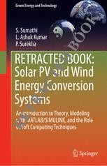 Application of MATLAB/SIMULINK in Solar PV Systems