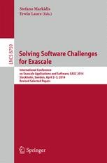 Tackling Exascale Software Challenges in Molecular Dynamics
