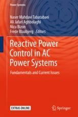Reactive Power Control In Ac Power Systems Springerprofessional De