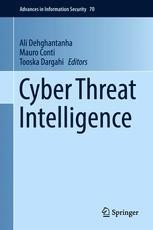 Cyber Threat Intelligence | springerprofessional de