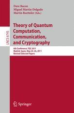 Theory of Quantum Computation, Communication, and