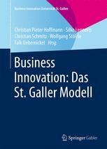Business Innovation Das St Galler Modell