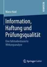 Zusammenfassung Und Schlussbetrachtung Springerprofessionalde