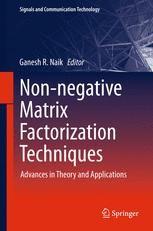 Non-negative matrix factorization text mining techniques