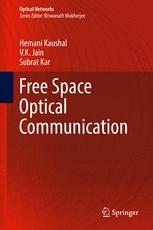 Free-Space Optical Channel Models | springerprofessional de
