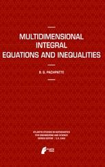 Recent Progress in Inequalities (Mathematics and Its Applications)