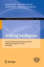 Artificial Intelligence | springerprofessional de