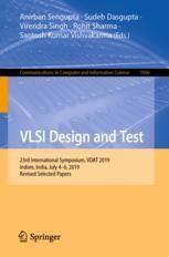 VLSI Design and Test   springerprofessional de