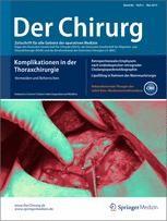 """""""Pit-picking-Operation bei Patienten mit Sinus"""