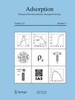 Investigation of a novel combination of adsorbents for