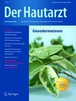 papillomatosis confluens et reticularis therapie)