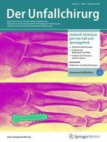 Anatomie und Pathologie der Bänder im oberen und unteren Sprunggelenk