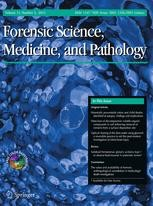 Forensic Science, Medicine and Pathology 3/2015 ...