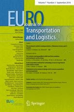 literature review on transportation problem