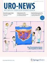 Suprapubischer Katheter Nach Prostatektomie Schmerzarmer Als Transurethrale Urinableitung Springermedizin De