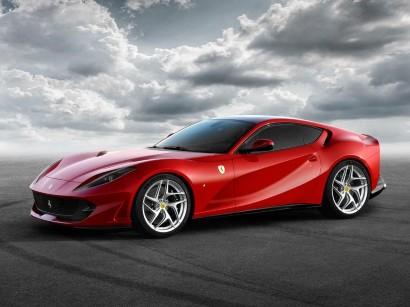 Fahrzeugtechnik Der 812 Superfast Wird Der Bislang Schnellste Ferrari Springerprofessional De