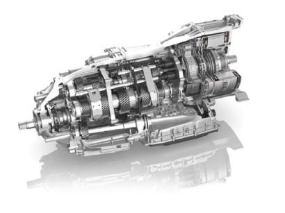 Zf S 8 Sd Dual Clutch Transmission Has A Hybrid Option