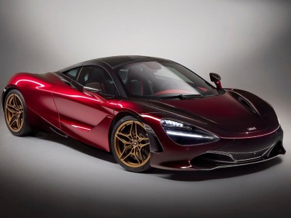 fahrzeug-aerodynamik | der neue mclaren 720s debütiert in genf