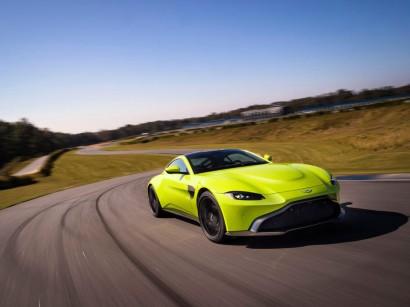 Automotive Engineering Aston Martin Unveils The Vantage With 375 Kw Springerprofessional De
